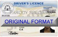 western australian drivers licence application
